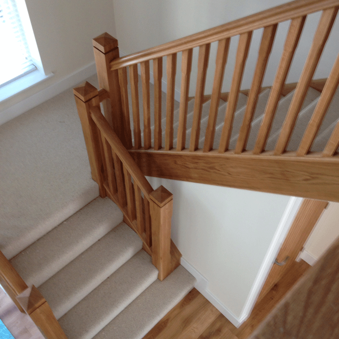Timber Staircase Price: Staircase Joinery & Bespoke Timber Staircases